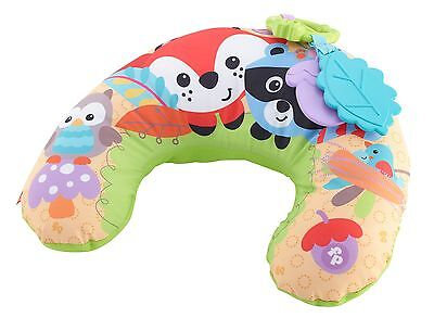 Fisher-Price Comfort Vibe Play Wedge  Toy New