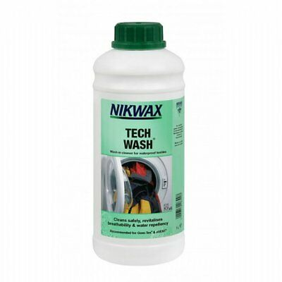 Nikwax Tech Wash (10-Ounce) 10-Ounce New