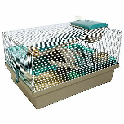 Rosewood Pico Translucent Teal - Hamster & Small Animal Home/Cage New