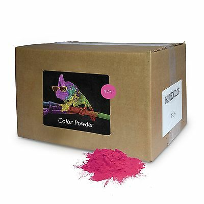 Color Powder Pink 25lb box New