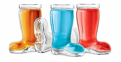 Final Touch Das Boot Shot Glasses Set of 4 New