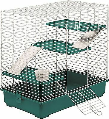 Kaytee My First Home and Fiesta Complete Starter Kit for Ferrets New