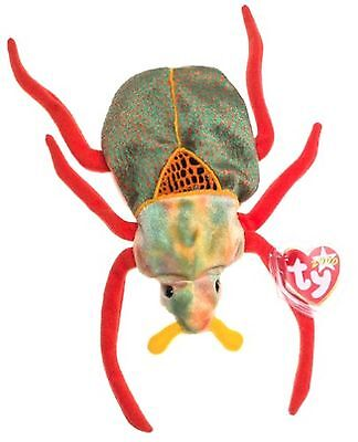 TY Beanie Baby - SCURRY the Beetle New