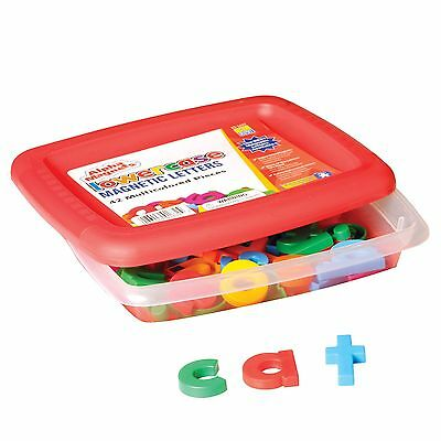 Educational Insights Alphamagnets Lowercase  (Set Of 42) New