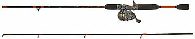 Zebco 33 Micro Camo Ultra Light Spincast Combo (2-Piece) 5-Feet New