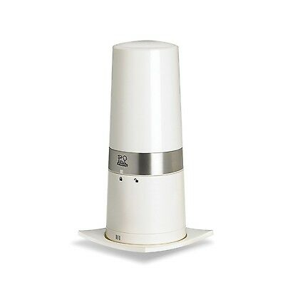 Peugeot PM500108 Annecy Cheese Mill White New
