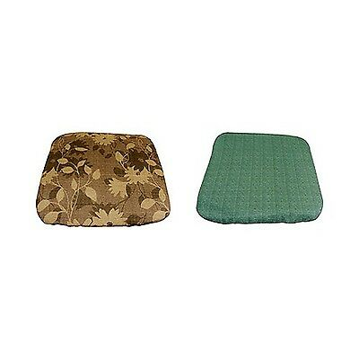Courtyard Creations PAS040A-GD Thin Cushion Seat Pad 16.55 by 16.55 by 1.... New