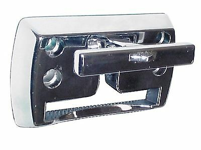 Keeper 05628 Chrome Fold Away Cleat 2 Pack New