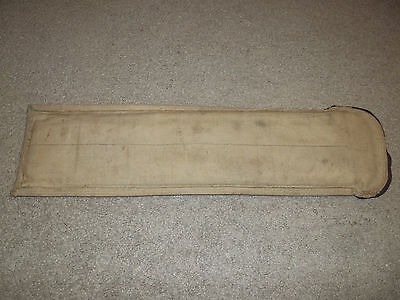 Vintage Rare Parallel Rule w/ Bag Carrying Case