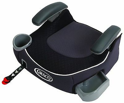 Graco AFFIX Backless Youth Booster Seat Davenport Charcoal/Black New