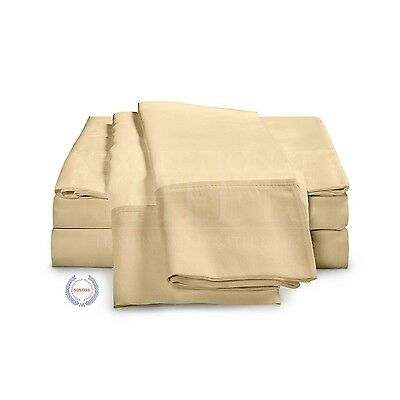 530 Thread Count - Egyptian Cotton Sheet Set by ExceptionalSheets Twin XL... New
