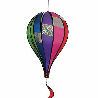 In the Breeze 10-Panel Sparkle Hot Air Balloon New