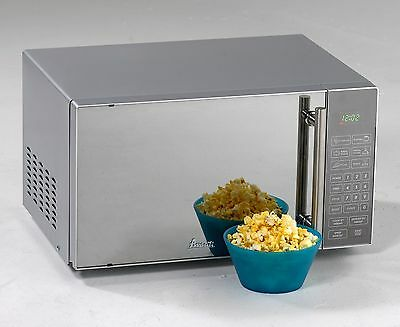 Avanti MO8004MST Microwave Oven with Mirror Finish Door New
