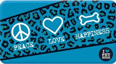 Bath Mat For Dogs And Cats Pet Accessories Blue 15.5inch x 27inch New