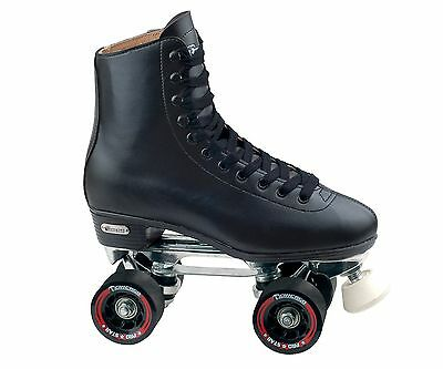 Chicago Men's Leather Lined Rink Skate (Size 9) New