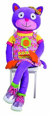 ALEX Toys - Early Learning Giant Learn To Dress Kitty - Little Hands 1491X New
