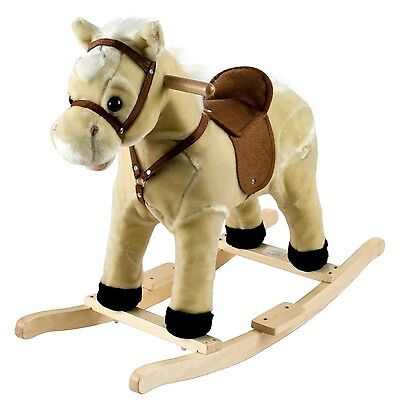 Happy Trails Rocking Lil Henry The Horse New