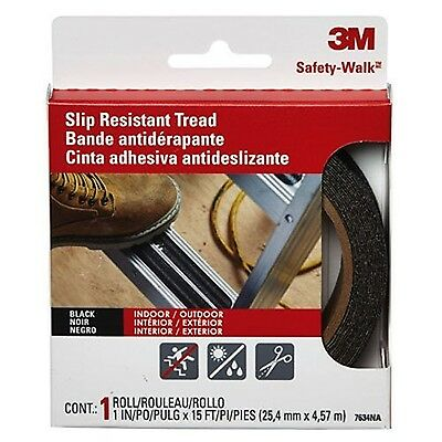 Safety-Walk 3MOutdoor Tread Black 1-Inch by 180-Inch New