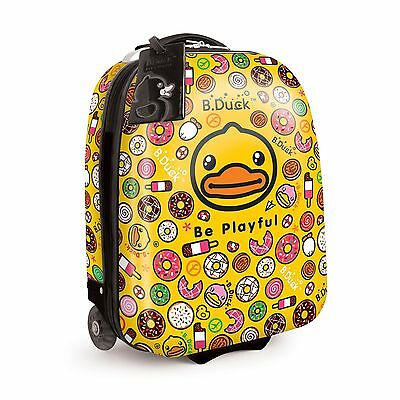 B.Duck Luggage 16-Inch Bag Multi New