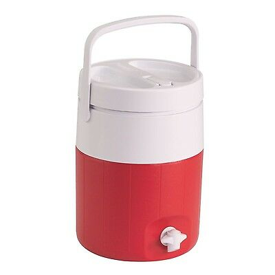 Coleman 2 Gallon Jug On/Off Faucet (Red) Red New