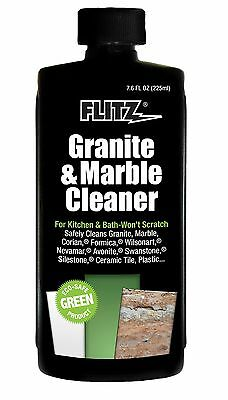 Flitz MP 04685 Green Granite Acrylic and Marble Cleaner 7.6-Ounce Bottle New