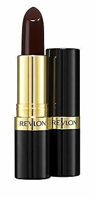 Revlon Super Lustrous Lipstick Black Cherry 4.2g New