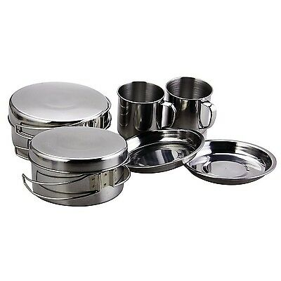 BeGrit Backpacking Camping Cookware Picnic Camp Cooking Cook Set for Hiki... New