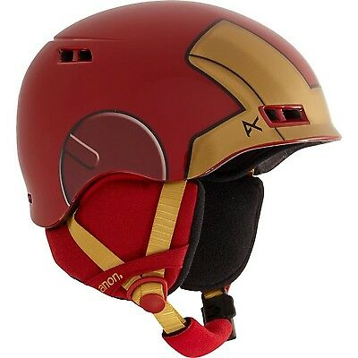 Anon Youth Burner Helmet Ironman Small/Medium New