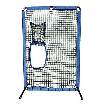 Louisville Slugger L60115 Portable Pitching Screen New