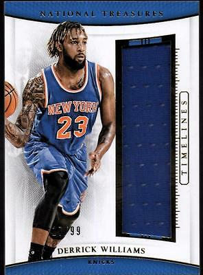 fd1690fcb0ff JC 2015-16 Panini National Treasures Timelines  12 Derrick Williams 17 99