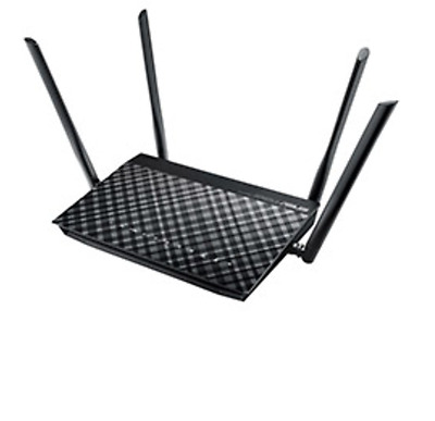 NEW ASUS DSL-AC52U Dual Band Wireless ADSL/VDSL Modem Router