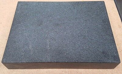 "Precision Granite Surface Plate ""Flat"" Precise - Film Lab Quality Optical Flat"