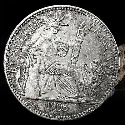 1* 39MM 1905's Goddess of Freedom Commemorative Coins Antique Collectible Gift