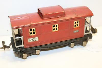 LIONEL LINES 657  USA PAINT TOUCH UP   WAGON   kKS139