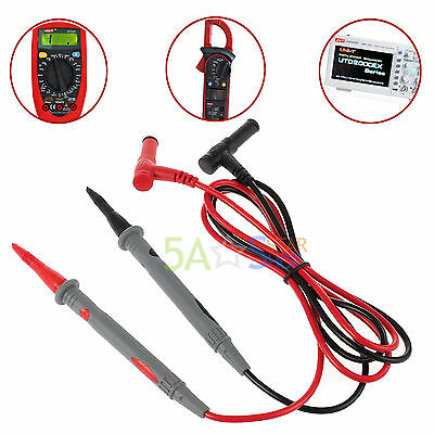 High Quality MultiMeter Leads Pair Digital Test Probe Wire Voltage Meter AC/DC
