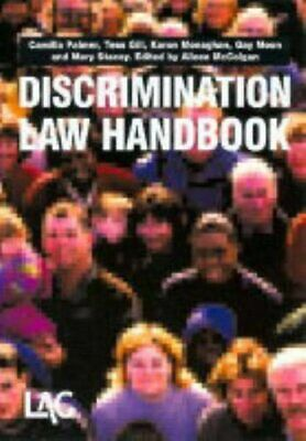 Discrimination Law Handbook by Monaghan QC, Karon Paperback Book The Cheap Fast
