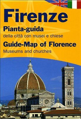 Florence (City Guide Maps of Italy), AA.VV. Sheet map, folded Book The Cheap