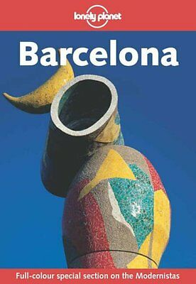Barcelona City Guide Pack (Lonely Planet City Guides) Paperback Book The Cheap
