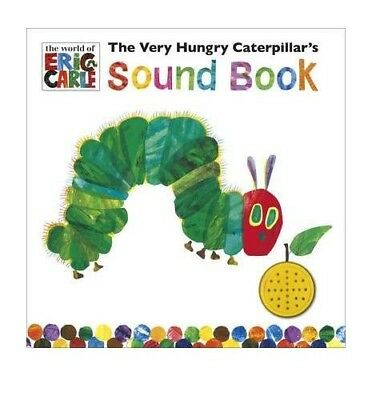 The Very Hungry Caterpillar's Sound Book, Carle, Eric Book The Cheap Fast Free