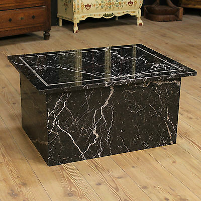 Low table marble furniture cabinet living room art design antique style 900 XX