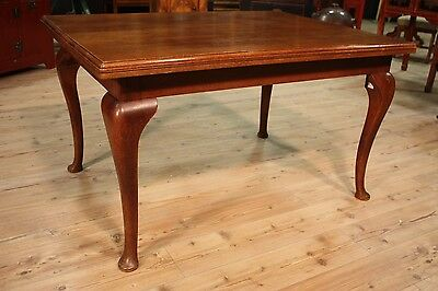 Table dutch desk rustic wooden paint oak furniture antique style 900 antiquity