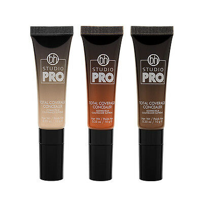 BHCosmetics Studio Pro Total Coverage Concealer