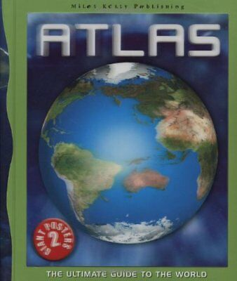 Atlas Poster Book, Watson, Malcolm Mixed media product Book The Cheap Fast Free