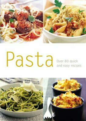 Pasta: Over 80 Quick and Easy Recipes (Pyramid Paperbacks) Paperback Book The