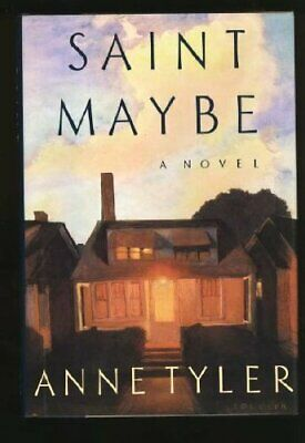Saint Maybe / Anne Tyler by Tyler, Anne Book The Cheap Fast Free Post