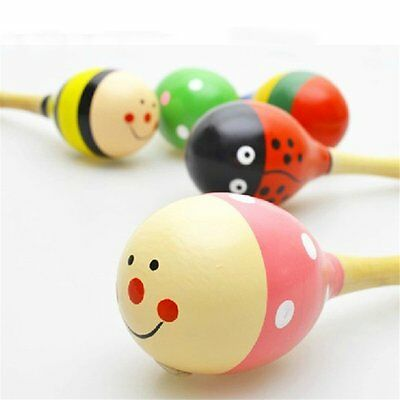 Cute Baby Kids Sound Music  Gift Toddler Rattle Colorful Toys  UK SUPPLER
