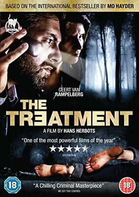 The Treatment (DVD) - DVD  WMVG The Cheap Fast Free Post