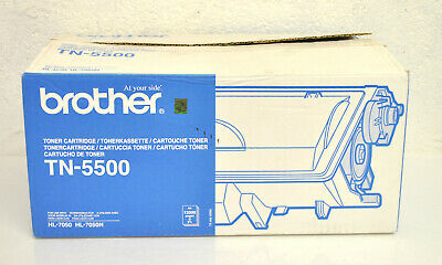 Cartouche Toner Original - BROTHER TN5500 XL 12 000 pages Genuine HL-7050 7050N
