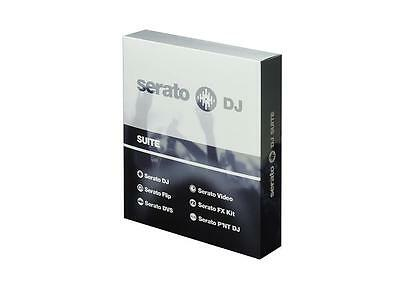 Serato DJ Suite DJ-Software Set Kit Serato DJ + Video + DVS Expansion Pack