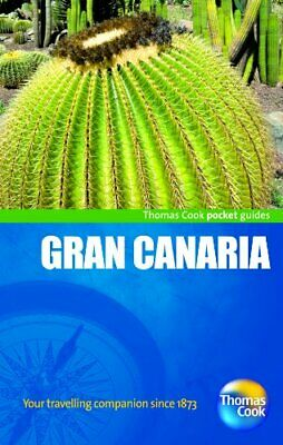 Gran Canaria, pocket guides (HotSpots) by Thomas Cook Publishing Paperback Book